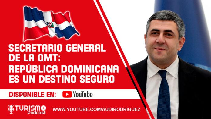 Secretario General de la OMT