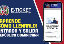 E Ticket Republica Dominicana